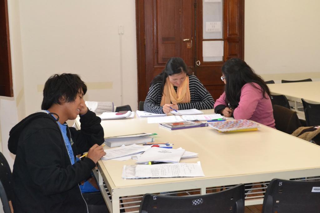 La Biblioteca de la Facultad de Humanidades y Ciencias Sociales (FHyCS) de  la Universidad Nacional de Jujuy (UNJu) 468edc3e845